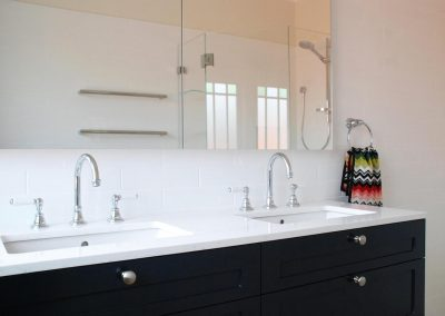 Triple Bathroom Design