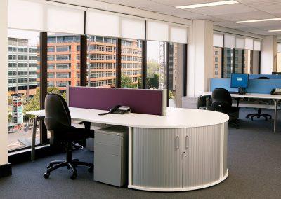 Open-Plan Office Design